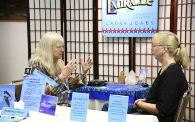 Tonis Tarot at Psychic and Paranormal Expo brings spiritual energy to Ames